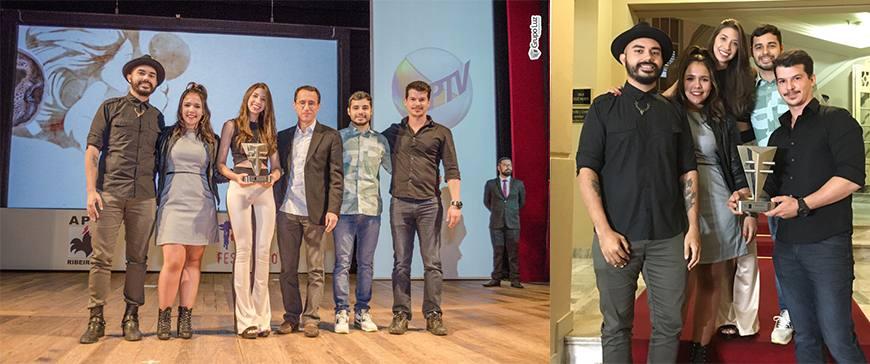 FestVídeo 2018: Luz Própria é premiada na Categoria Institucional de Produto